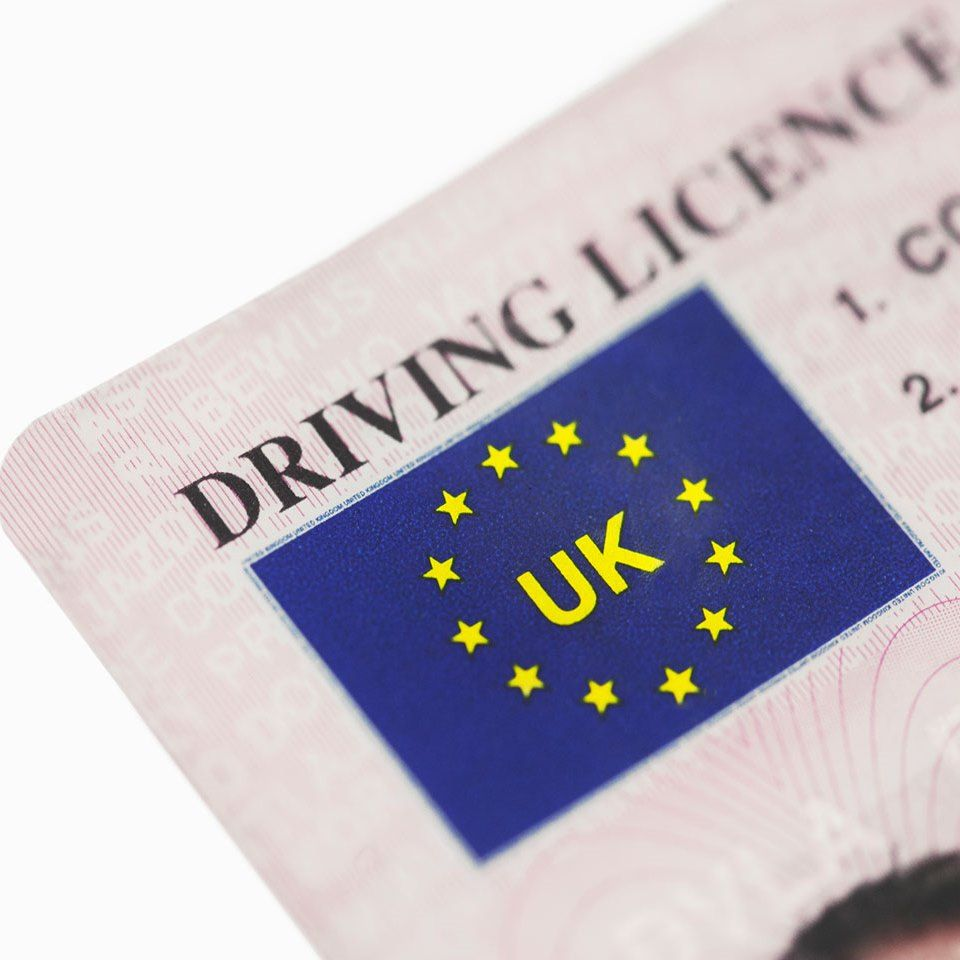 Renew your driving licence online with DVLA if you have a