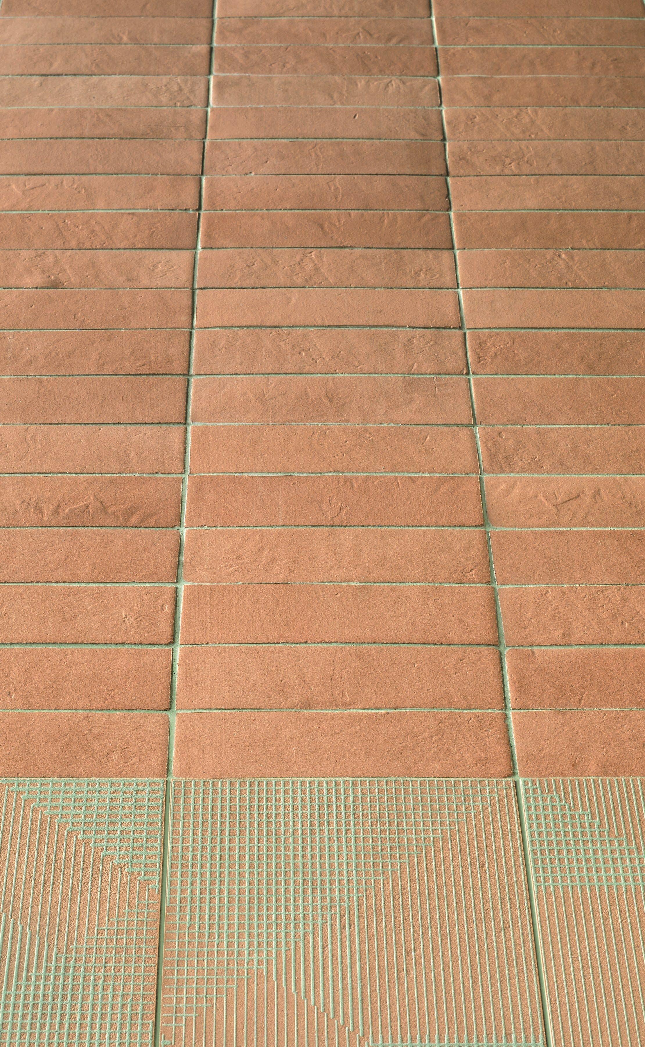 Porcelain stoneware wallfloor tiles tierras industrial frame blush porcelain stoneware wallfloor tiles tierras industrial frame blush by mutina design patricia urquiola dailygadgetfo Images