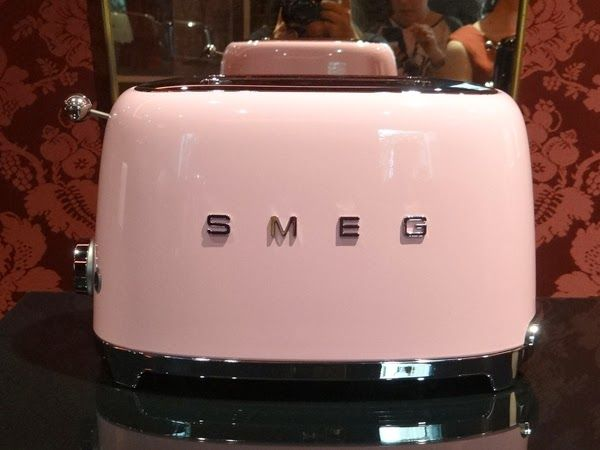 Retro Kühlschrank Pastell : Meet the new smeg s retro style small home appliances kitchen