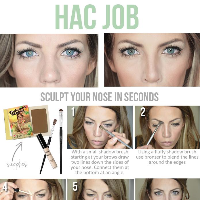 Nose Contouring Do's & Don'ts Nose contouring, Makeup