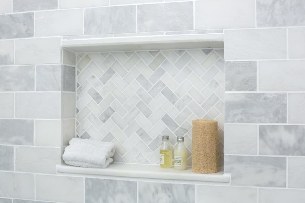 white shower tile tiles shower tiles home depot bathroom ...