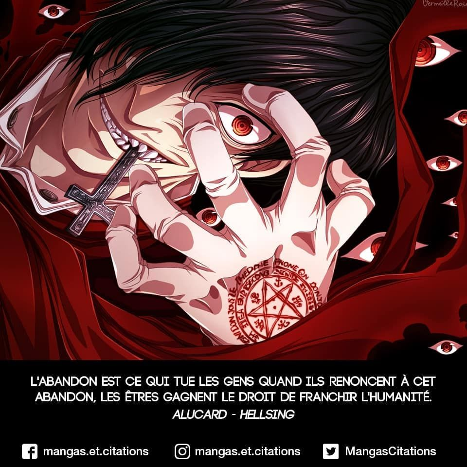 Mangas Et Citations Mangas Et Animés Français Citations