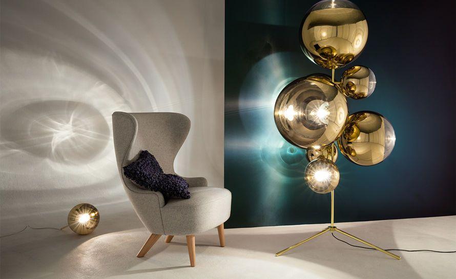 Mirror Ball Tripod Floor Lamp Floor And Table Lamps Tripod Floor Lamps Mirror Ball