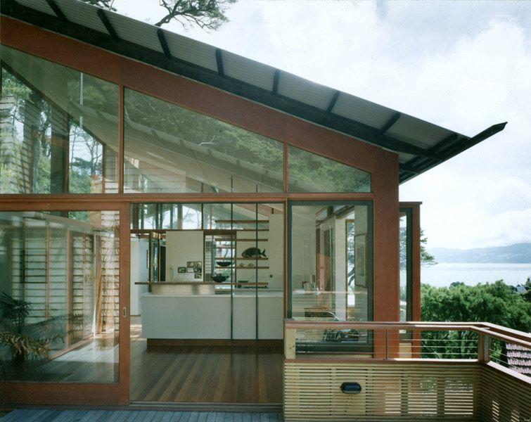 Resultado de imagen para exterior casa playa de un techo for Techos exteriores para casas