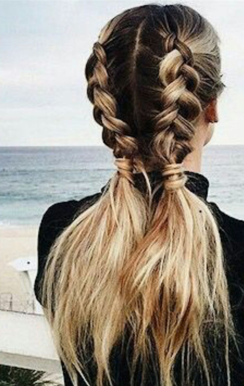 pinterest; emslinsky | lovely locks | hair styles, pigtail