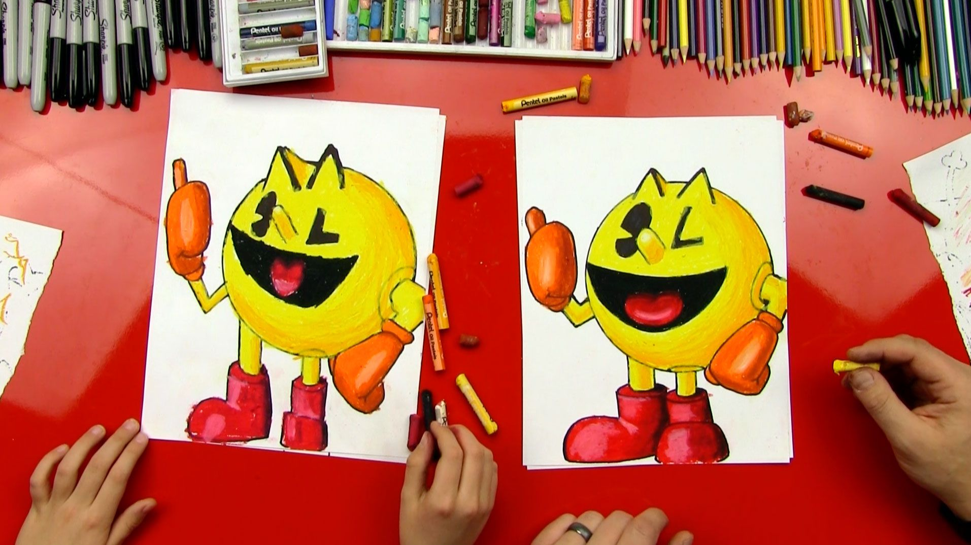 Pin On Cartooning With Kids