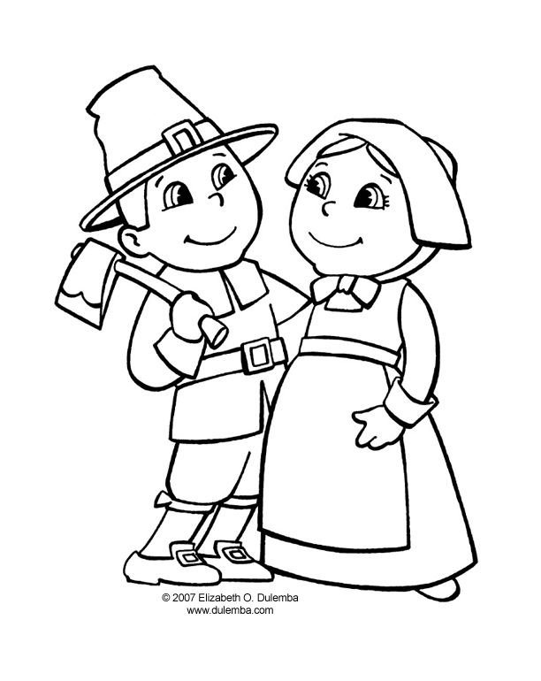 pilgrim coloring pages thanksgiving pilgrims coloring sheets | News ...
