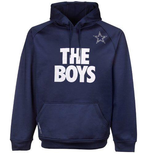 huge discount 44077 f52da Nike Dallas Cowboys The Boys Local Pullover Performance ...
