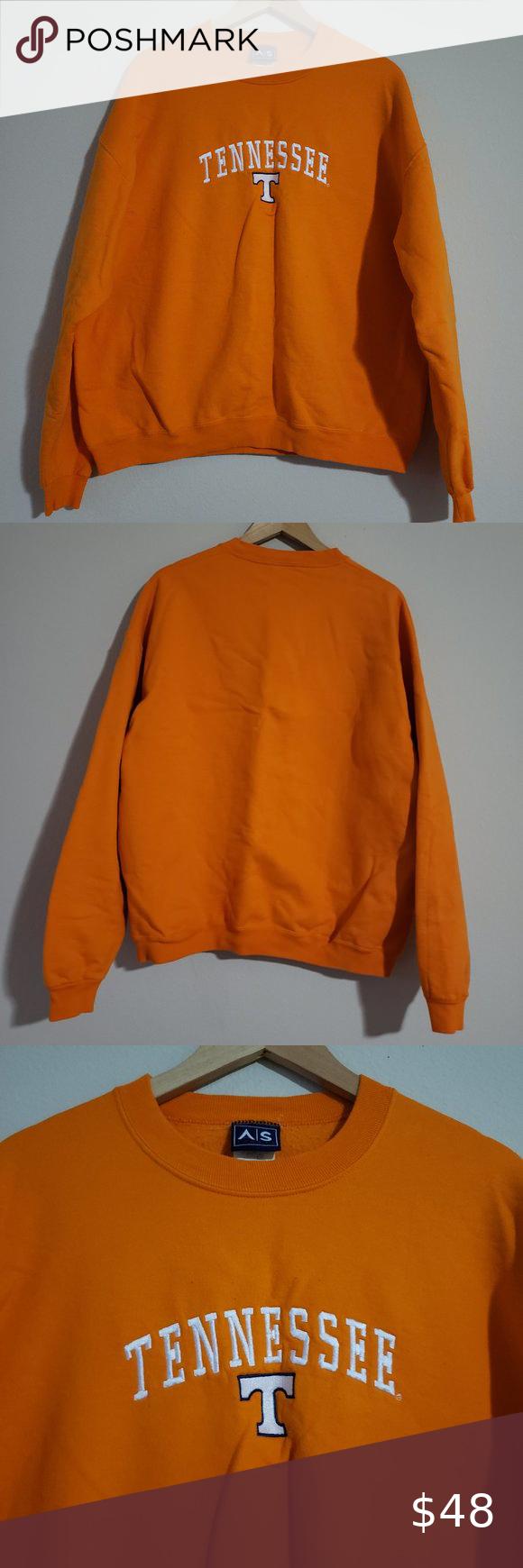 Vintage Cadre Athletics Tennessee Sweatshirt Xl In 2020 Sweatshirts Sweatshirt Shirt Vintage Sweatshirt [ 1740 x 580 Pixel ]