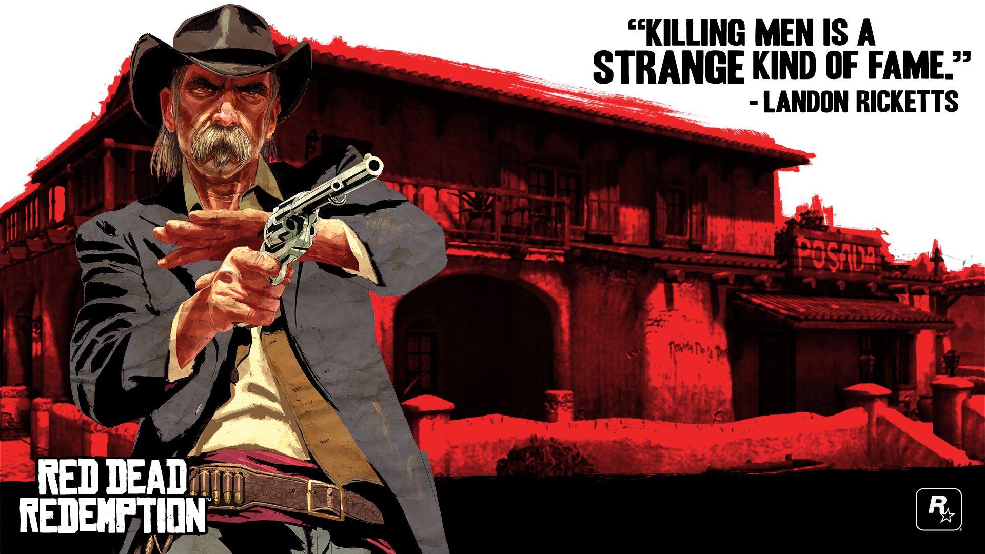Red Dead Redemption Red Dead Redemption Wallpaper 6 Jeux