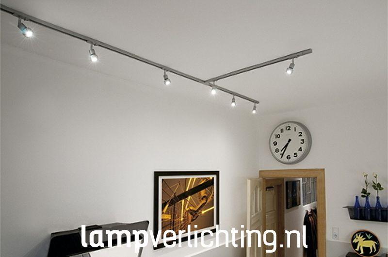 Met railverlichting kan je overal verlichting creëren zonder dat je ...