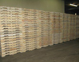 Pallets, Skids, Crates By Colorado Industral Wood Products ...