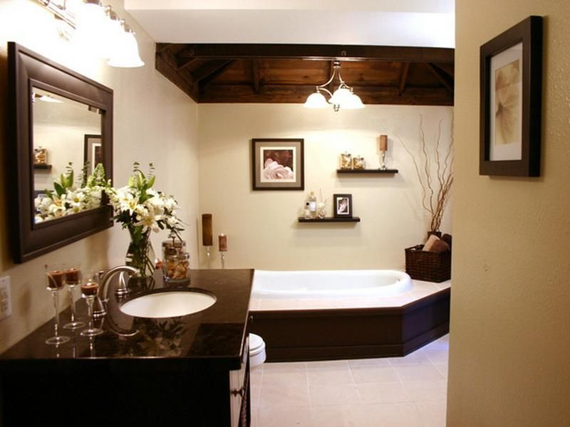 Beautiful decor for impressive classic mirror best color schemes for bathroom decorations picture listed in