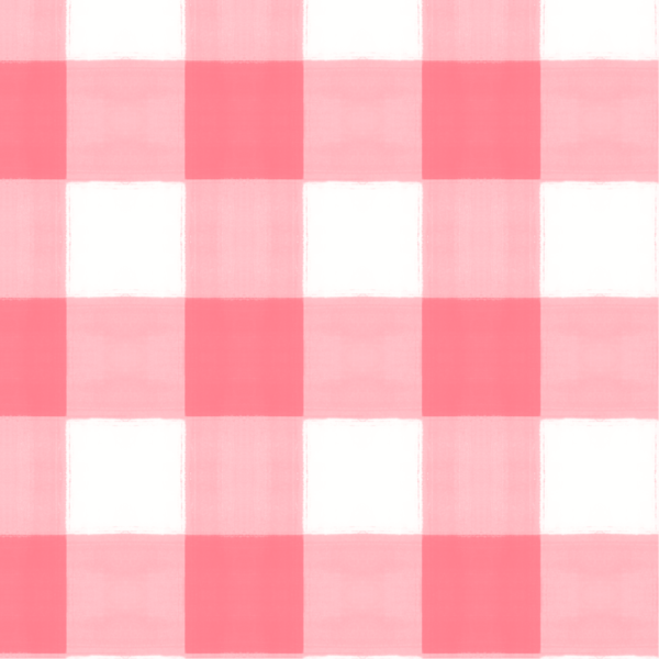 Gingham Wallpaper Pink gingham wallpaper, Pink gingham