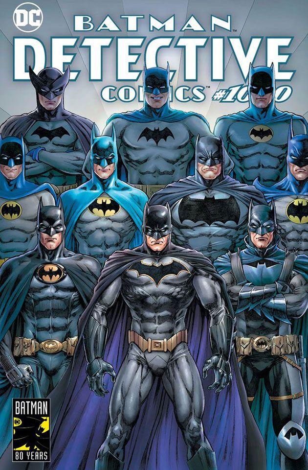 Detective Comics #1000 Nicola Scott Kings Comics Variant (Có hình ...