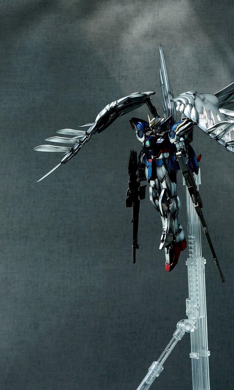 GUNDAM GUY: RG 1/144 Wing Gundam Zero + Weapon Part Set