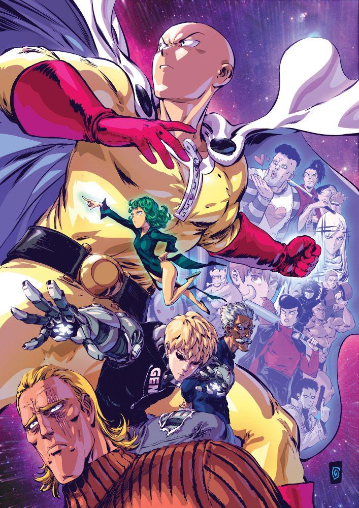 Imagem de Games por TipZ Anime one punch man, Saitama