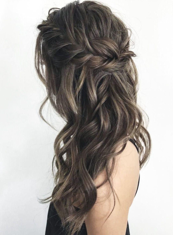 Gorgeous Braided Half Up Half Down Hair Styles - DIY Darlin'