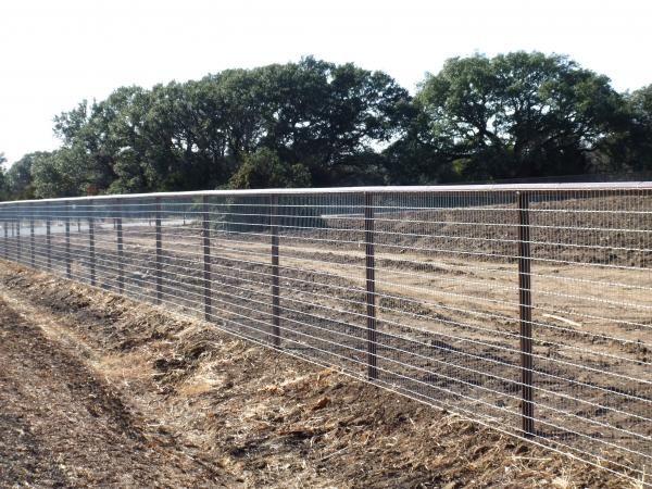 Steel Pipe Fencing Farm Fencing Pinterest Fences