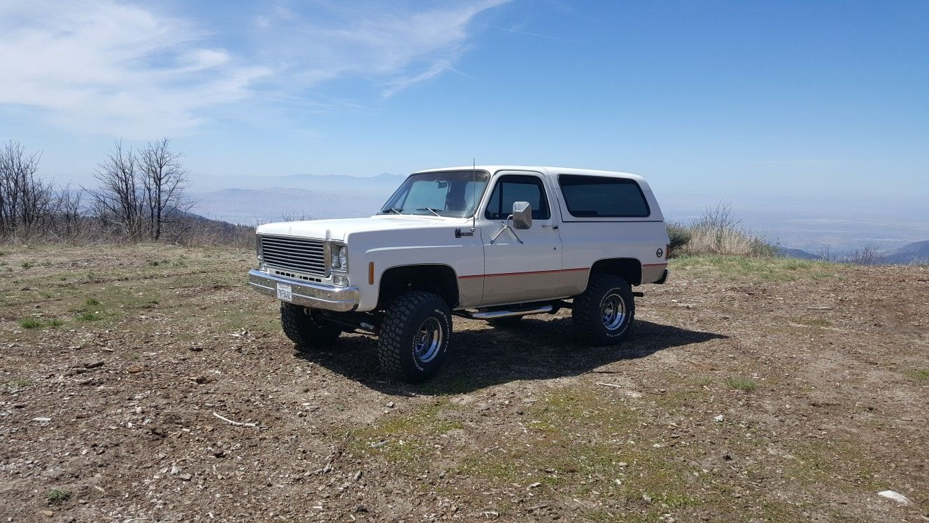 Pin by John on Chevrolet Blazer K5 and GMC Jimmy