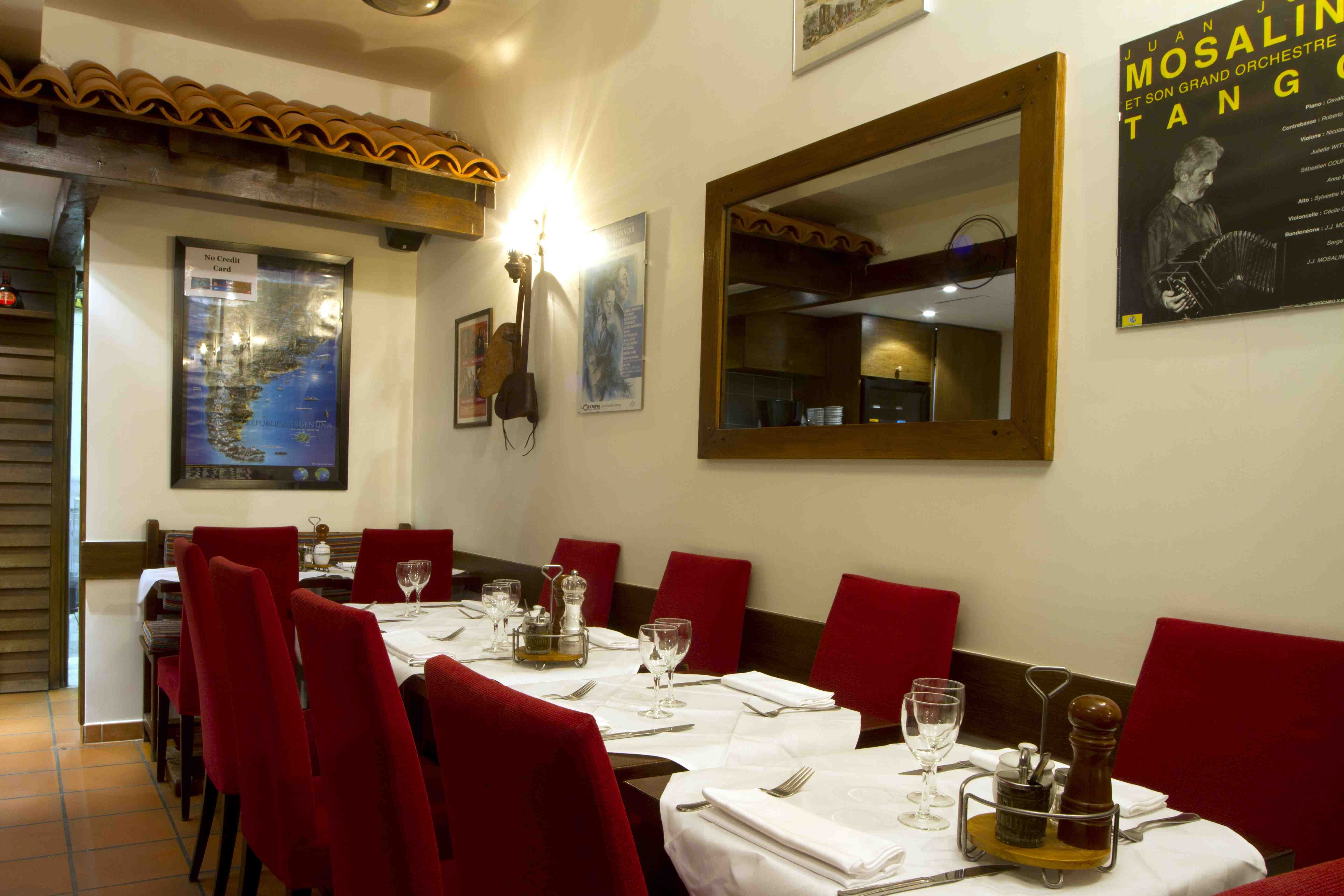 El Palenque Restaurant argentin Paris 75005 Home decor