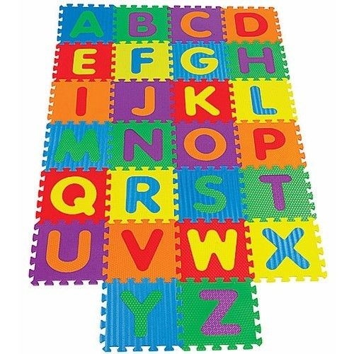 Toddlers And Toys Kids Alphabet Floor Puzzle Mat From Educational