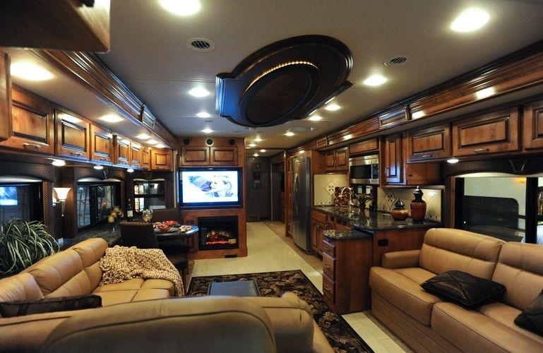 Pin On Luxury Rv S