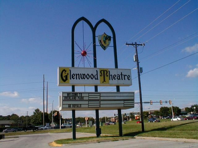 Glenwood Theatre S Original Location At 9100 Metcalf Avenue Overland Park Ks Overland Park City Pictures City Architecture