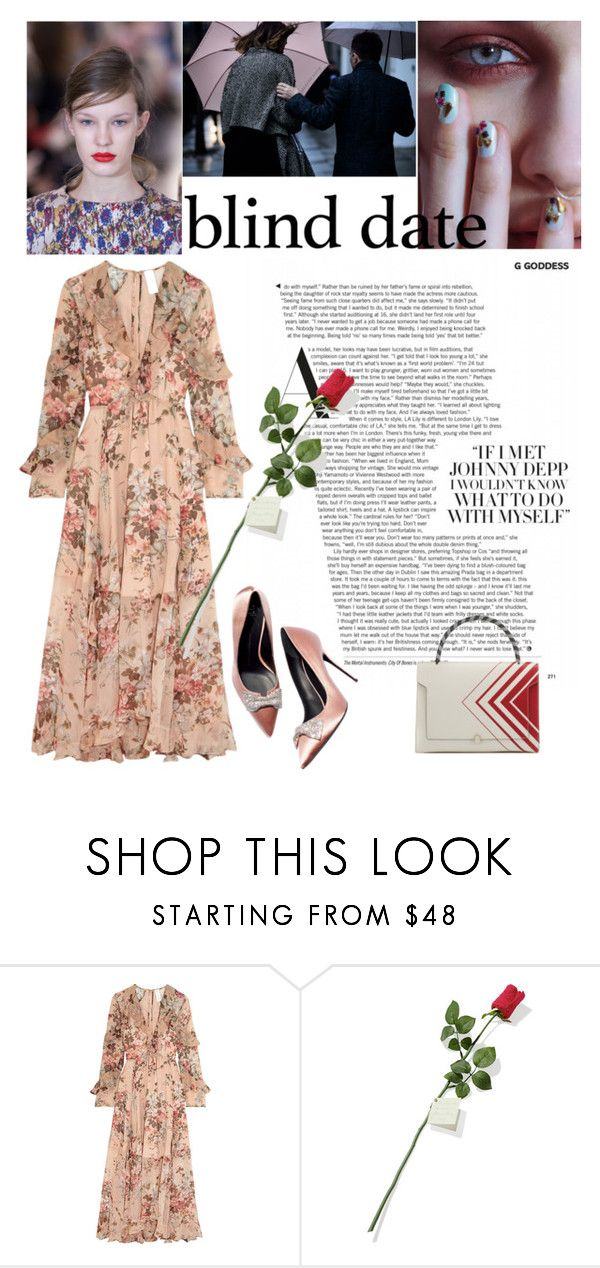 """Be simple"" by romihi ❤ liked on Polyvore featuring Antonio Berardi, Zimmermann and Hanky Panky"