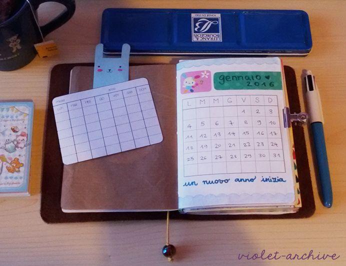 Gadget Calendario.Violet Archive Free Printables Calendari Perpetui