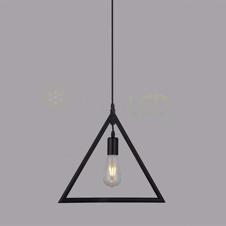 Triangle Classic Style Pendant Lamp Light Lamp Light Pendant