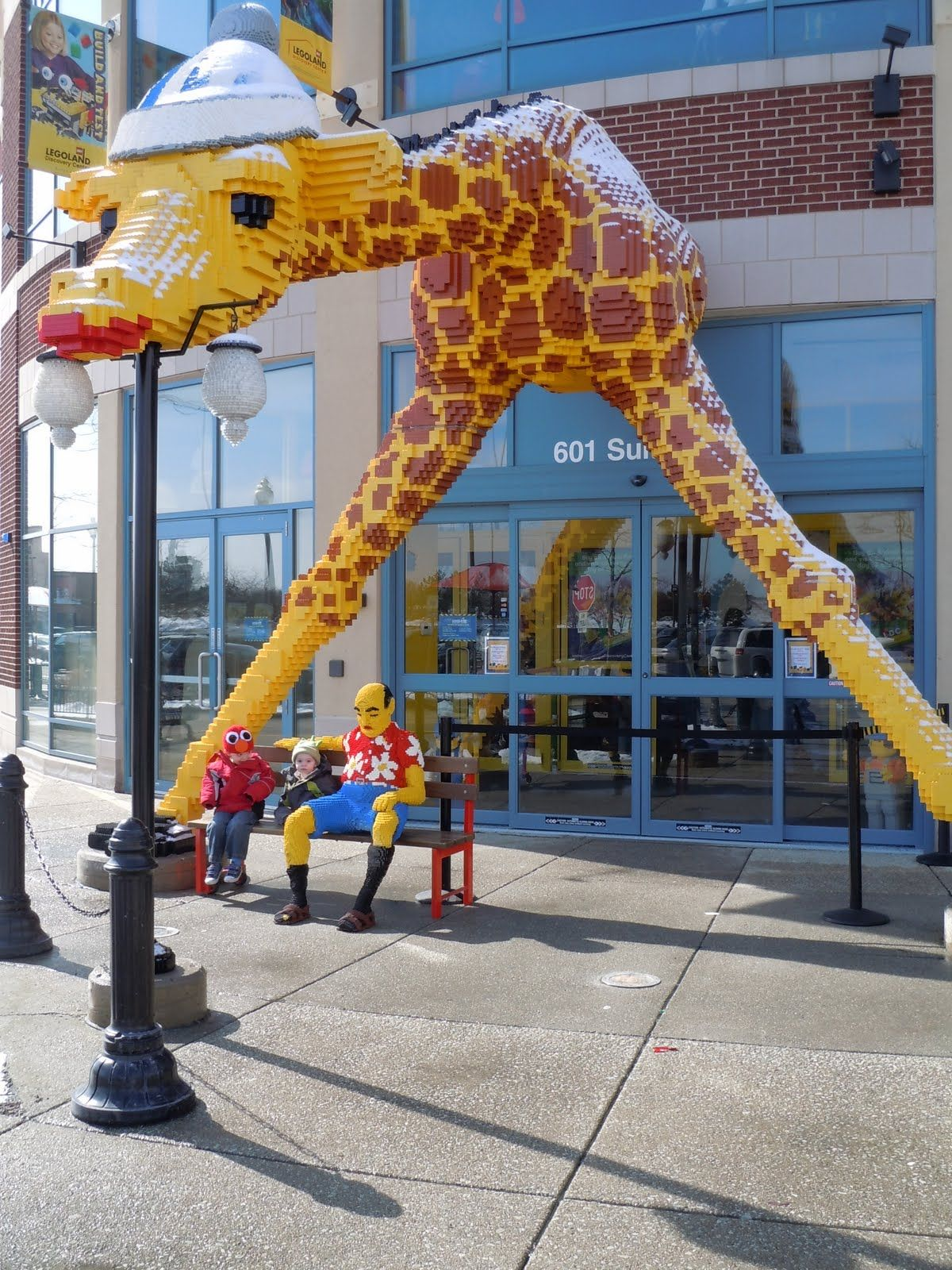 Legoland Discovery Center in Illinois   Toddler vacation ...