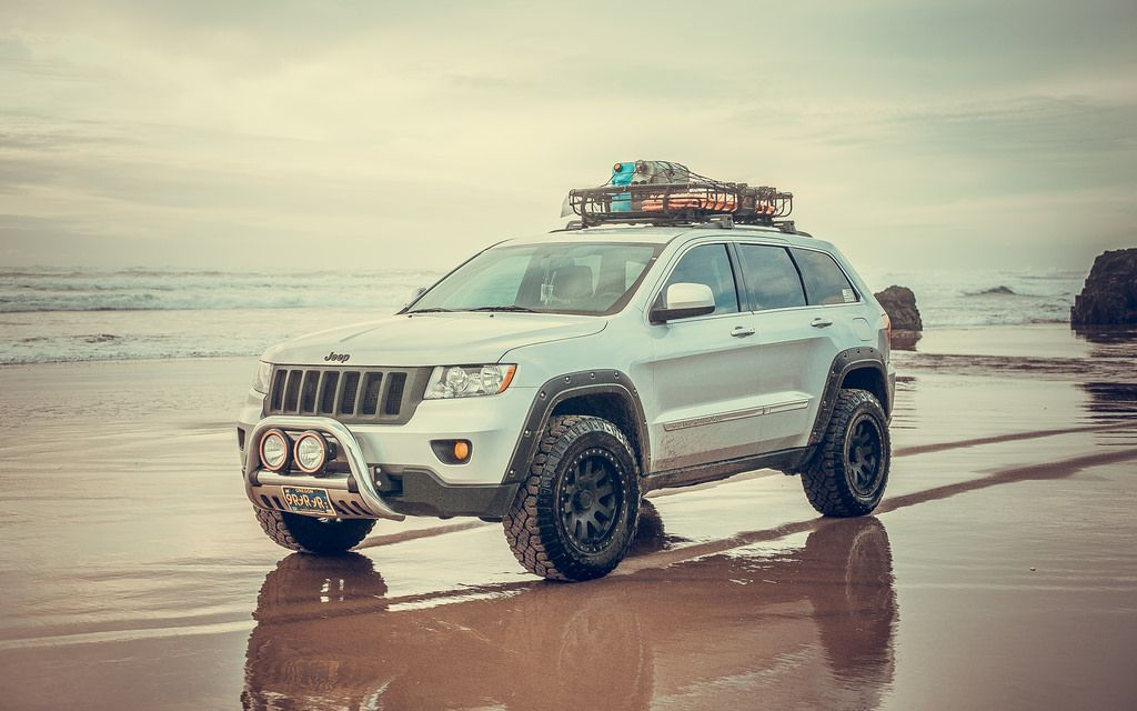 2013 jeep grand cherokee wk2 2 5 39 39 rocky road lift 275. Black Bedroom Furniture Sets. Home Design Ideas