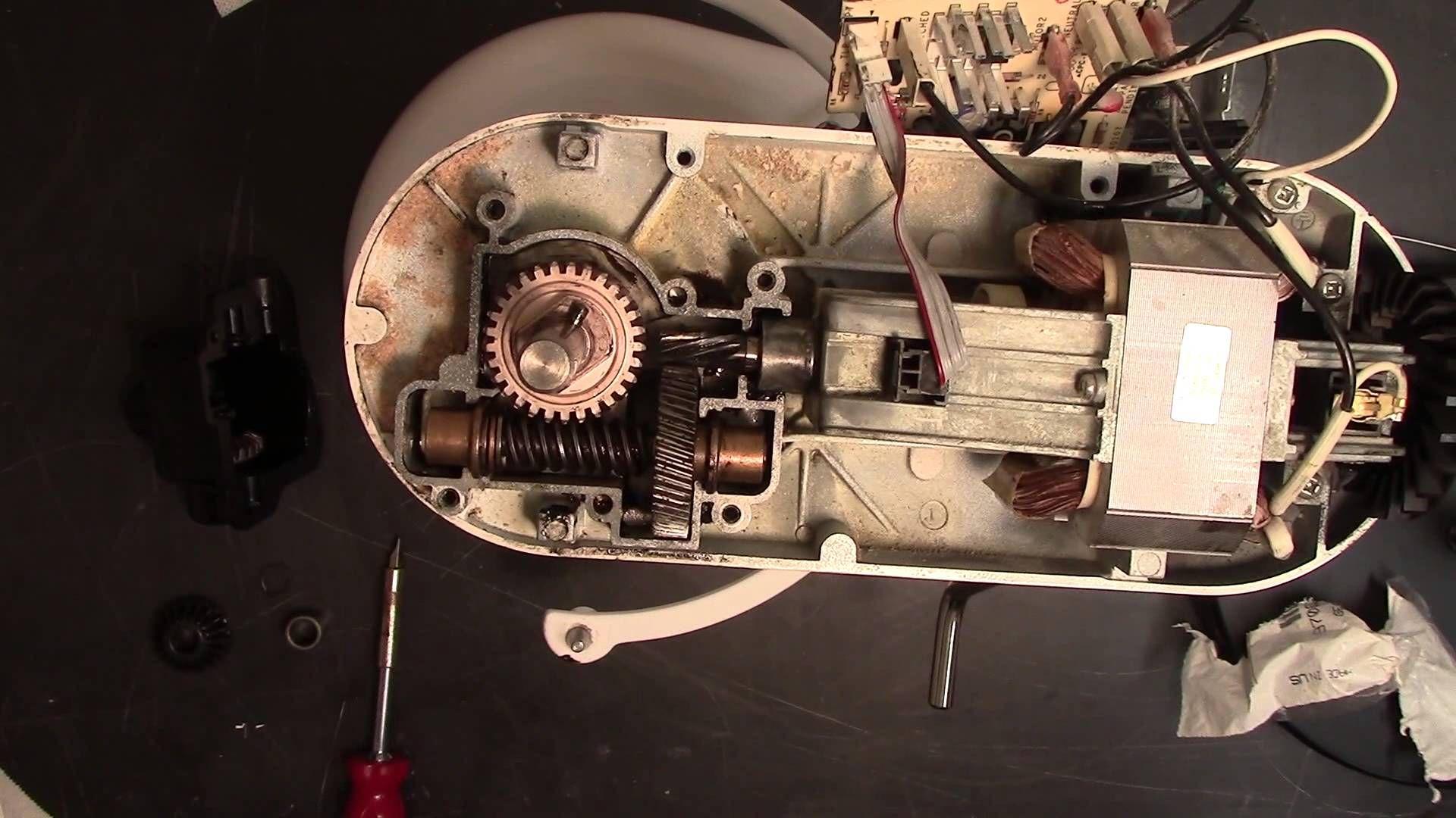 Kitchenaid Planetary Gear Assembly Teardown Repair Videos Kitchen Aid Home Repair