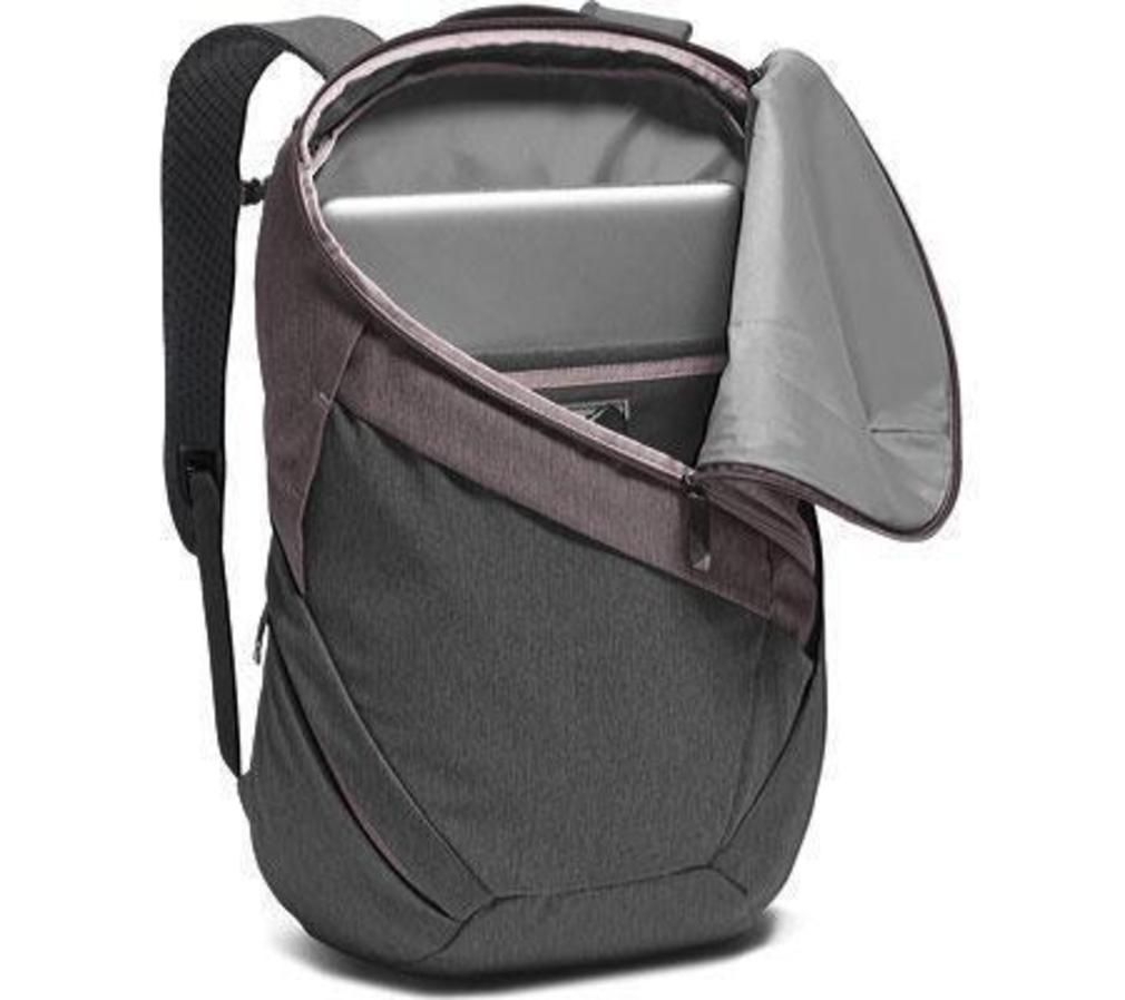 5ddc6e23b The North Face Aurora Backpack Rabbit Grey Black Heather/Quail Grey ...