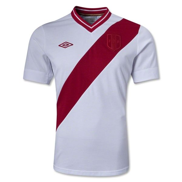 Peru Limited Edition Soccer Jersey Voetbal T Shirts Voetbal T Shirts