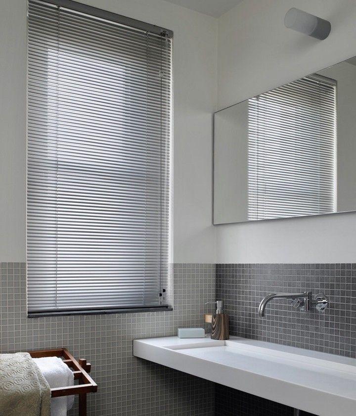 Nuestras persianas horizontales de aluminio son perfectas - Persianas para banos ...