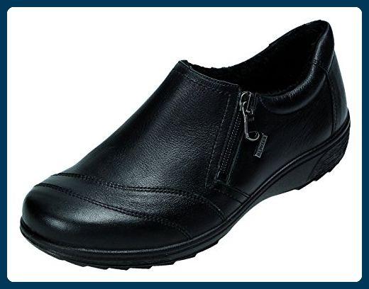 DocComfort Damenschuhe sportlich D.Halbschuh in schwarz