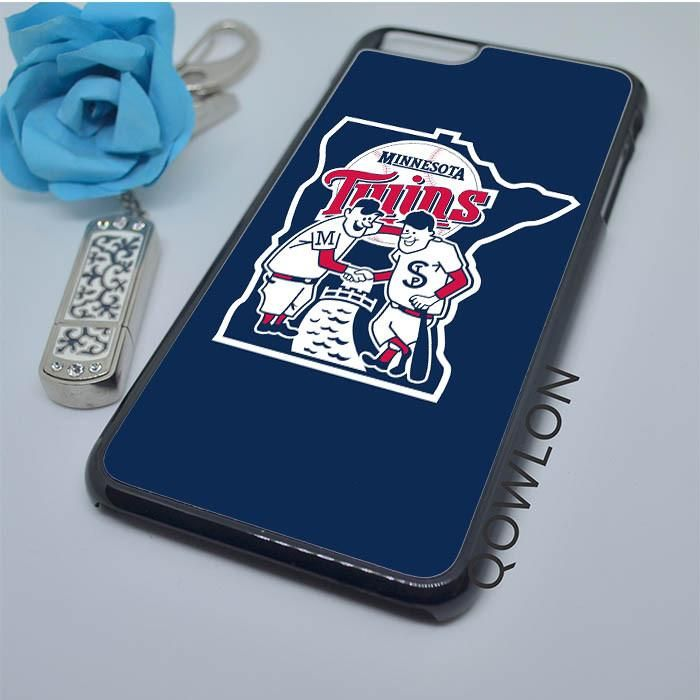 Minnesota Twins Logo iPhone 6 Plus | 6S Plus Case