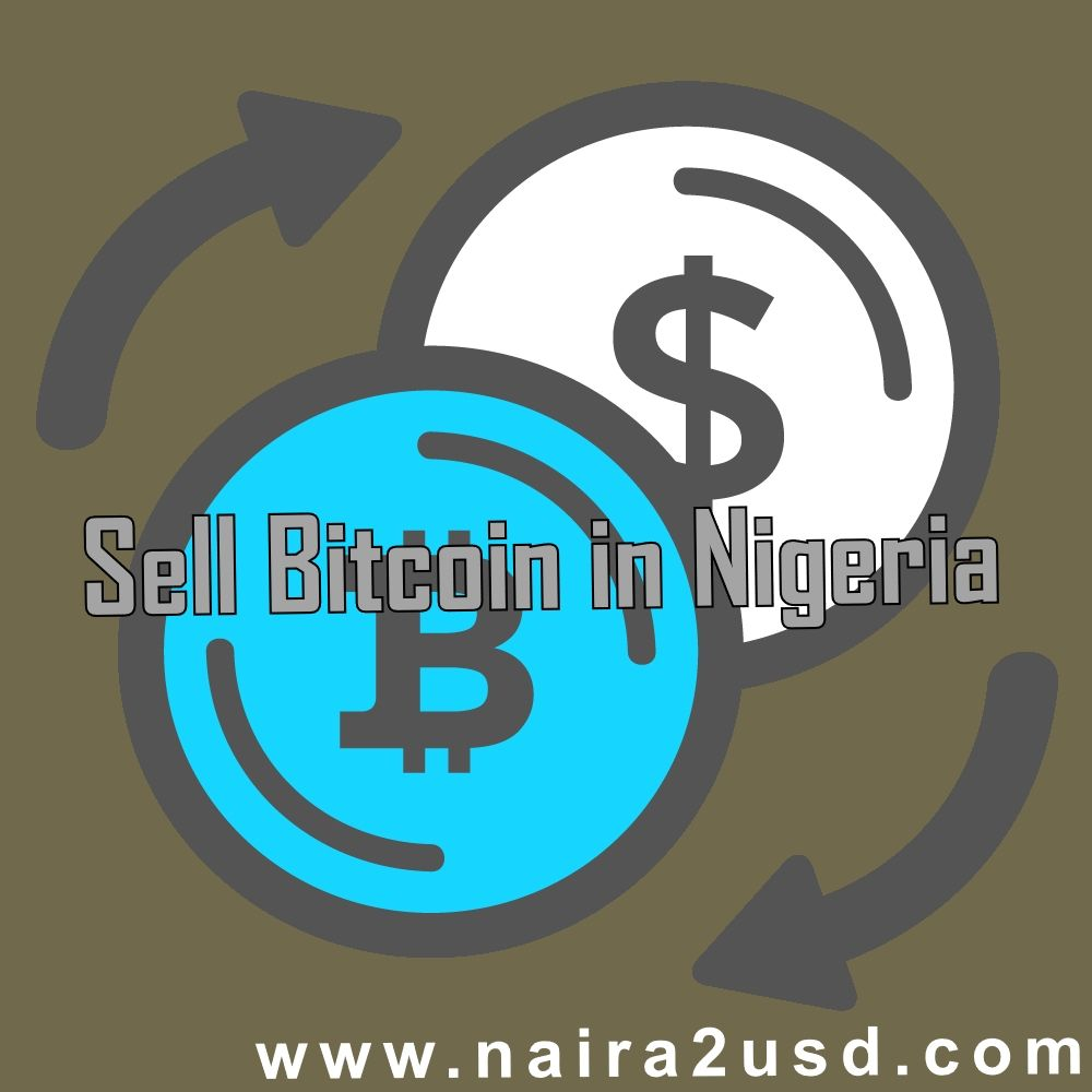 how to sell bitcoin in nigeria