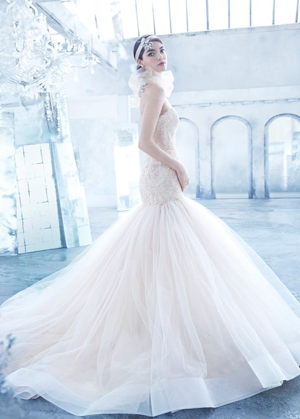 Style LZ3402 - Bridal Gowns, Wedding Dresses by Lazaro - Available ...