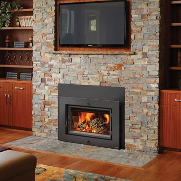 Model Selection Firebuilder Wood Burning Fireplace Inserts