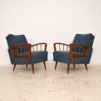 Danish Designer Retro Vintage 50 S 60 S 70 S Lounge Office
