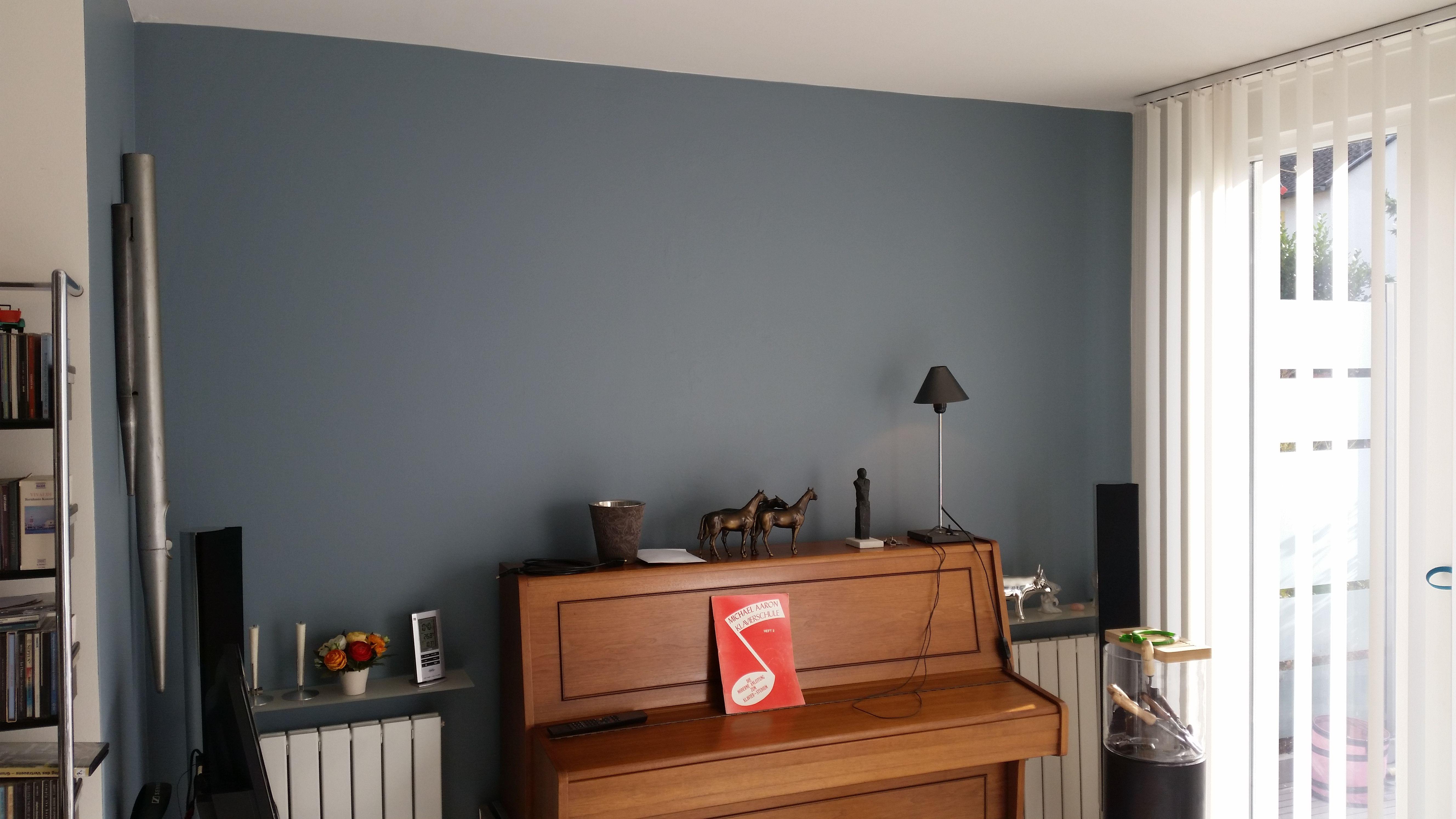 farbige farbtöne im wohnzimmer. warum nicht ? | wohn design