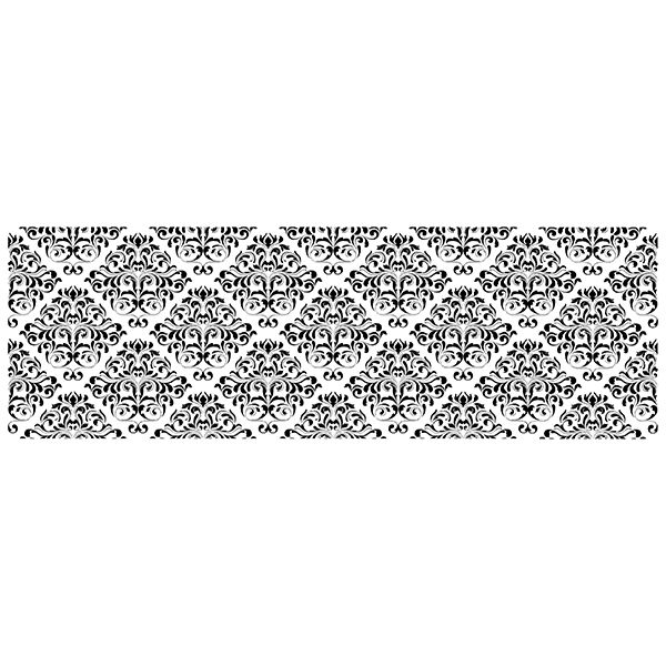Damask Silicone Lace Mat by Crystal Candy