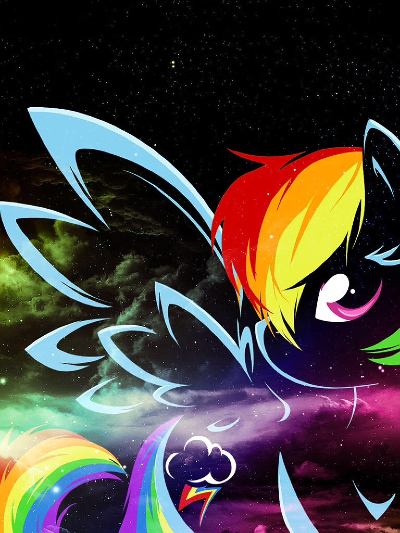 Pin by Dashie Girl on Rainbow Dash | My little pony ...