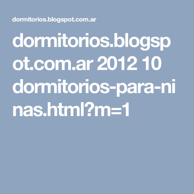 dormitorios.blogspot.com.ar 2012 10 dormitorios-para-ninas.html?m=1