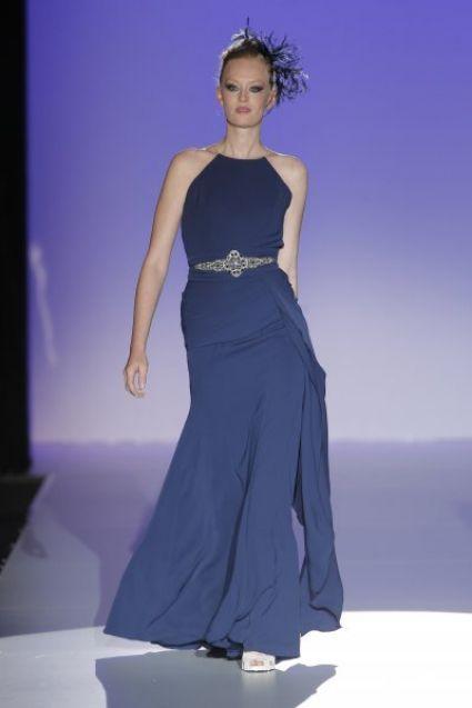 vestidos para invitadas franc sarabia - 2015