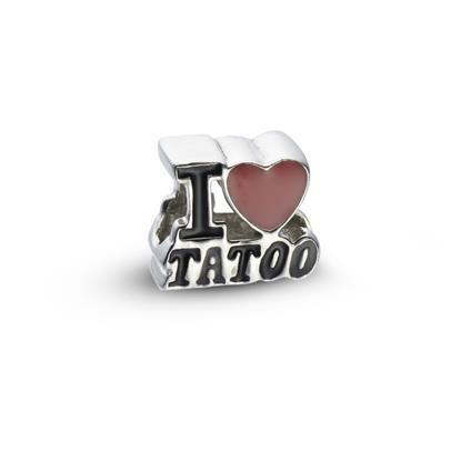 Pingente I Love Tatoo Life