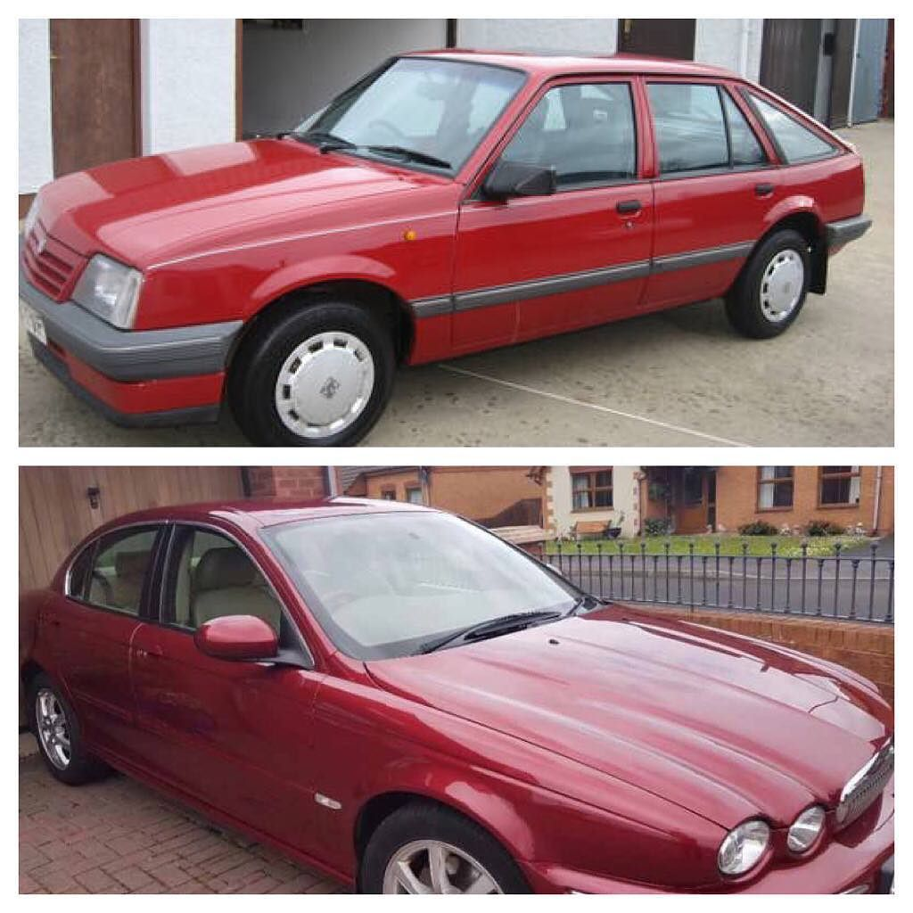 23 years later and I\'ve come from my first car (top ...
